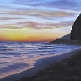 Sue Birkenshaw - Sycamore Canyon Beach
