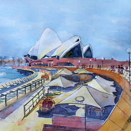 Sydney Shapes by Debbie Lewis