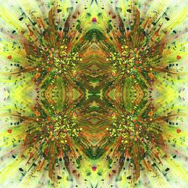 Rainbow Artist Orlando L aka Kevin Orlando Lau - Symmetrical Reflections Of The Sound Waves #1390