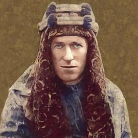 Mary Bassett - T. E. Lawrence of Arabia