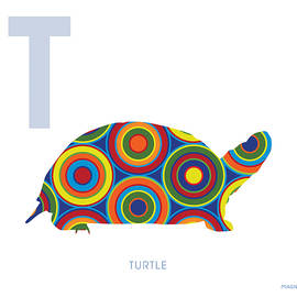 T is for Turtle - Ron Magnes