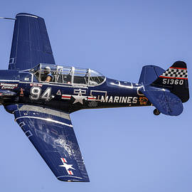 T6 At Reno Air Races by John King