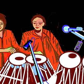 Anand Swaroop Manchiraju - Tabla Players