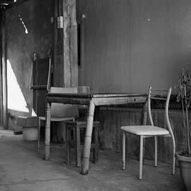 Kelvin Mak Ka Ming - Table and Chair