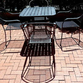 Ed Weidman - Table And Chairs