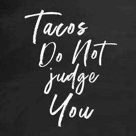 Taco Tuesday-Art by Linda Woods - Linda Woods