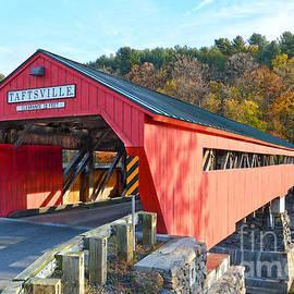 Catherine Sherman - Taftsville Covered Bridge
