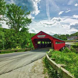 John Kenealy - Taftsville Covered Bridge