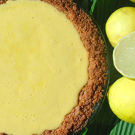 Tahitian Lime Pie by James Temple