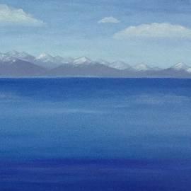 Tahoe Blue by Jan Roelofs
