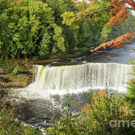 Craig Sterken - Tahquamenon Falls in Autumn in the Upper Peninsula of Michigan