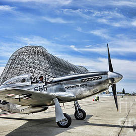 Chuck Kuhn - Take Off P-51 Mustang