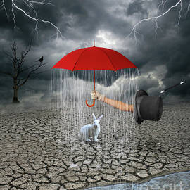 Take this.. it may rain