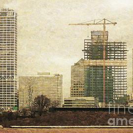 David Blank - Tall Buildings