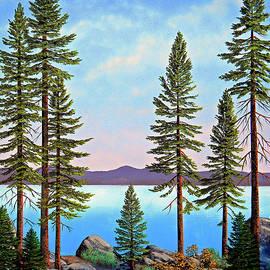 Frank Wilson - Tall Pines Of Lake Tahoe