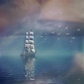 Ardiss Hutaff - Tall ship