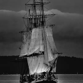 Tall Ships HMS Bounty 2 by David Patterson
