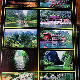 Chuck Kuhn - Tam Coc Picture Display