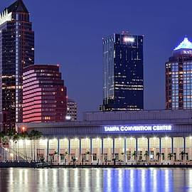 Tampa Convention Center by Frozen in Time Fine Art Photography