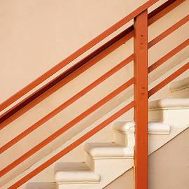 David Smith - Tan Stairs Venice Beach California