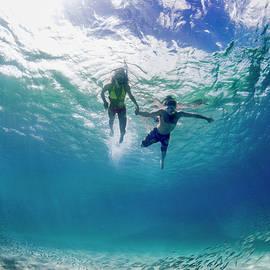 Sean Davey - Tandem Swim