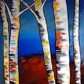 Tangled by Heather Lovat-Fraser