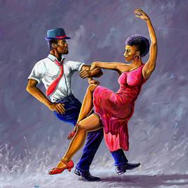 Anthony Mwangi - Tango