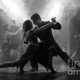 Tango Buenos Aires 1 by Bob Christopher