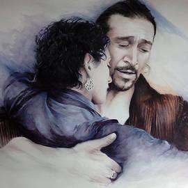 Tango Embrace by Alan Kirkland-Roath