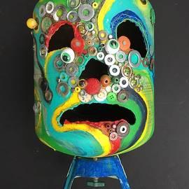 Douglas Fromm - Tank Head