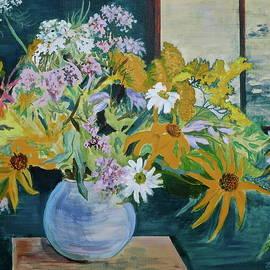 Tannersville Bouquet by Bonnie See
