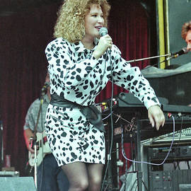 Tanya Tucker 1989 by Mike Martin