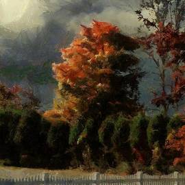 Tapestry of Clouds by RC DeWinter