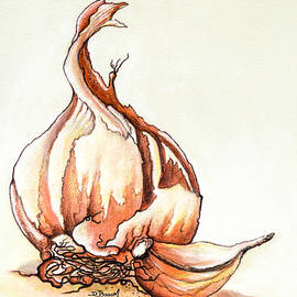Dawn Broom - Tasty Garlic