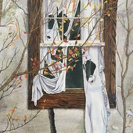 Heather Norseth - Tattered Window
