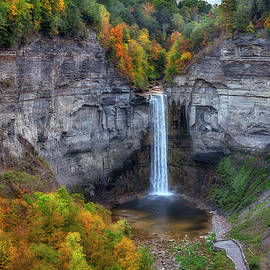 Mark Papke - Taughannock Autumn