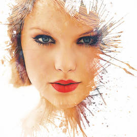 Taylor Swift by Tim Wemple