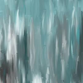 Teal Elegance by Lourry Legarde