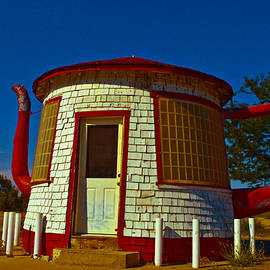 Teapot Dome Gas Station by Craig Perry-Ollila
