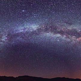 Teide Milky Way by James Billings