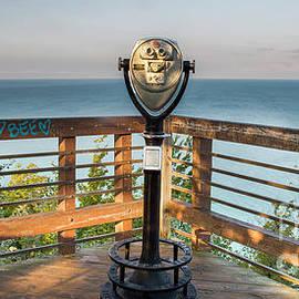 Telescope at Arcadia Overlook - Twenty Two North Photography
