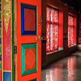 Alexey Stiop - Temple door