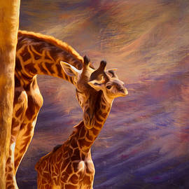 Judy Vincent - Tenderness Painted