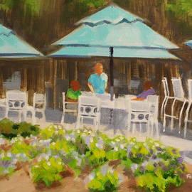 Robert Rohrich - Terrace At Coligny Circle