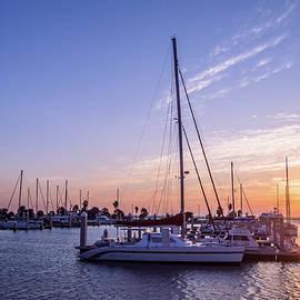 Leticia Latocki - Texas Coast at Sunrise
