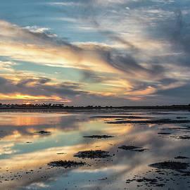 Texas Coastal Sunset