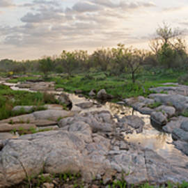 Brian Harig - Texas Hill Country Sunrise - Llano TX