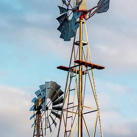 Art Block Collections - Texas Windmills