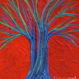 Texture Tree by jrr by First Star Art