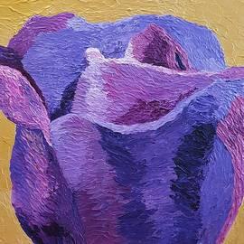 Gail Friedman - Textured Rose